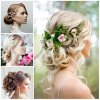 Wedding hair updos 2017
