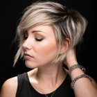 2018 latest short hairstyles