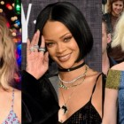 Celebrity new hairstyles 2018