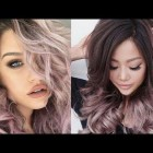 Fall 2018 hair color trends