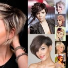 Female hairstyle 2018