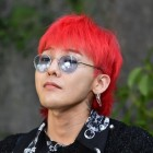G dragon hairstyles 2018