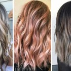 Hair color for summer 2018