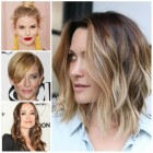 Hairstyles july 2018