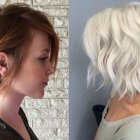 Hottest short hairstyles for 2018