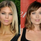 Latest celebrity hairstyles 2018