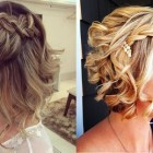 Latest prom hairstyles 2018