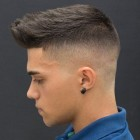 Mens hairstyles short 2018