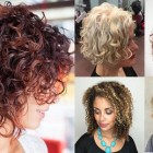Short curly bobs 2018
