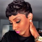 Short cuts for black hair 2018