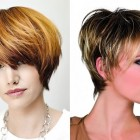 Short fashionable hairstyles 2018