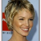 Short hairstyles for thin hair 2018