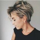 Trendiest short hairstyles 2018