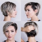 Womens hairstyles short 2018