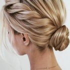 Updo hairstyles for prom 2021