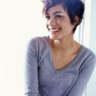 Beautiful pixie cuts