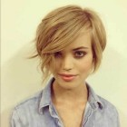 Cute long pixie haircuts