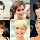 Different pixie cuts
