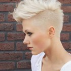 Female pixie cuts