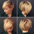Hair looks for short hair