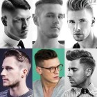 Haircut catalog men