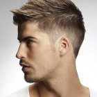 Hairstyle for short hair mens