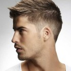 Hairstyles for short guys