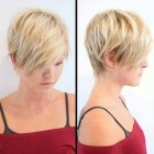Long hair to short pixie cut