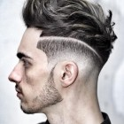 Men latest hairstyle