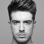 Mens hair style image