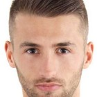 Mens hairstyle for short hair