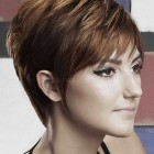 Pixie crop hairstyles