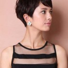 Pixie cut for asian