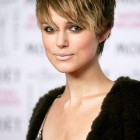 Pixie style short haircuts