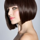 Short hair fashion