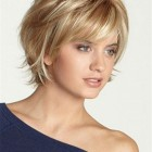 Short hair stylish