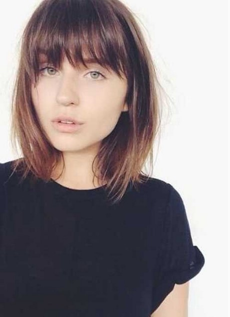 Short hair with