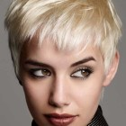 Short hairstyles pixie crop