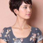Short pixie style hairstyles