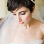 Wedding hairstyles for pixie cuts