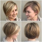 Black short cut hairstyles 2019