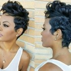 Black short haircuts for 2019