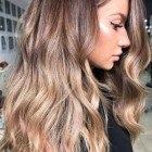 Dark blonde hairstyles 2019