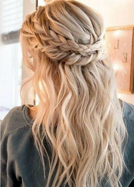 Evening hairstyles 2019