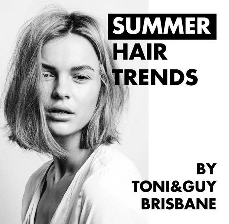 Hairstyles for summer 2019