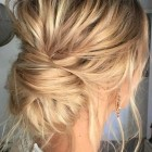 Latest hair updos 2019