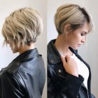 Latest short hairstyles for women 2019