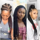 Latest weaves hairstyles 2019