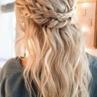 Long hairstyles for prom 2019