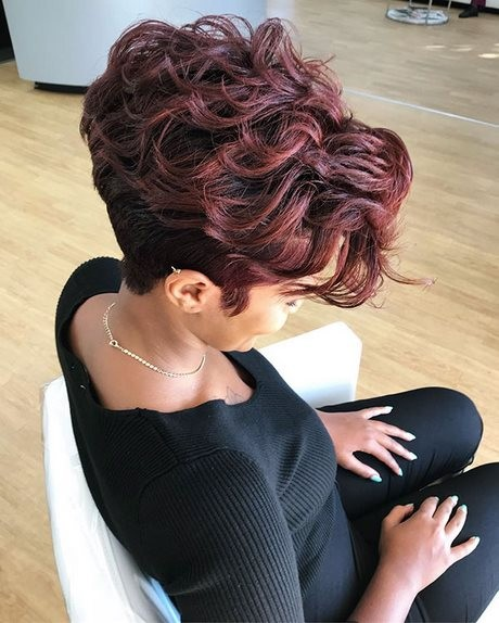 New hairstyle for black womens 2019